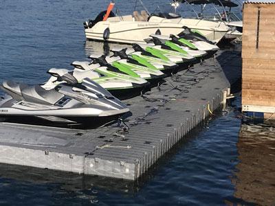 Jet-ski / Scooter des mers