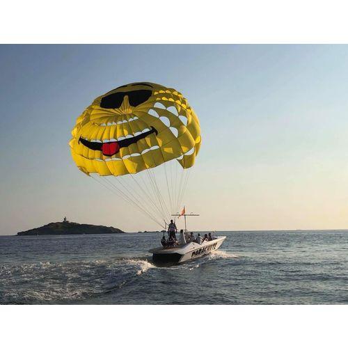 Parachute ascensionnel Bandol